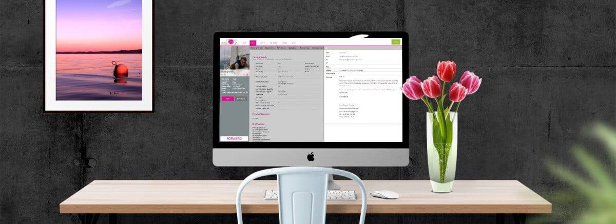 Crew and Concierge user interface design