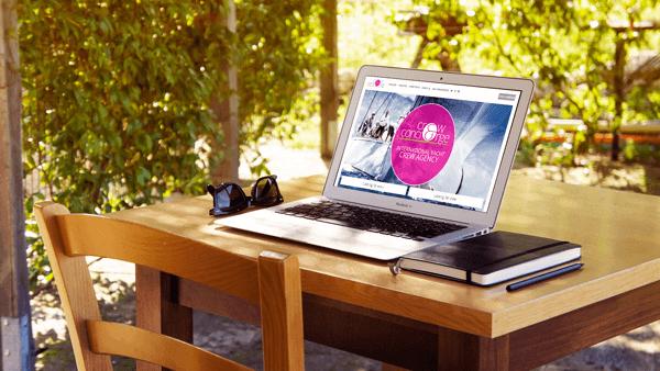 Crew and Concierge user website design